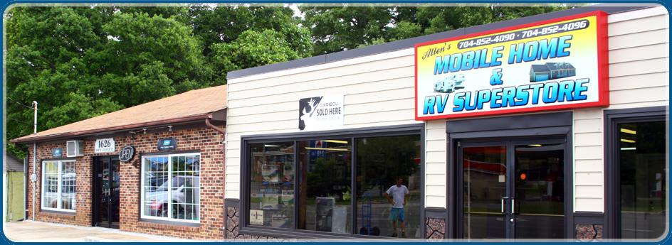Allen's Mobile Home & RV Supplies - Gastonia, NC